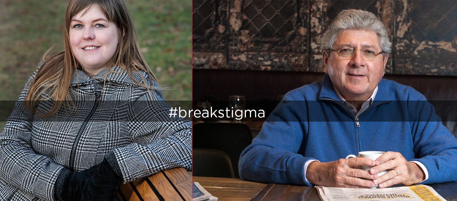 Learn about our stigma report