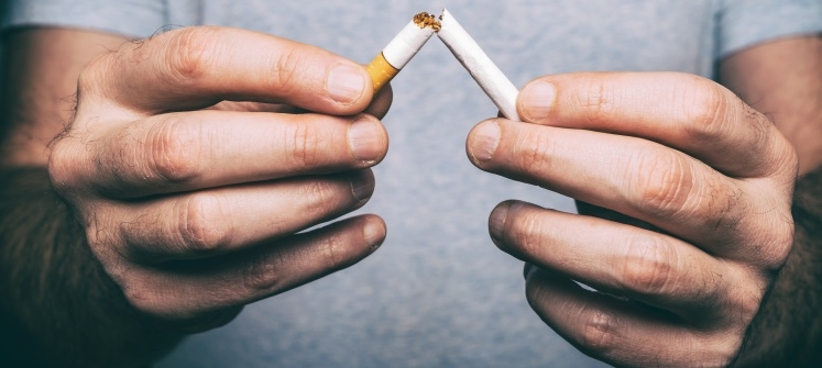 Quitting smoking is the best thing you can do for your lung health. Learn how to quit.