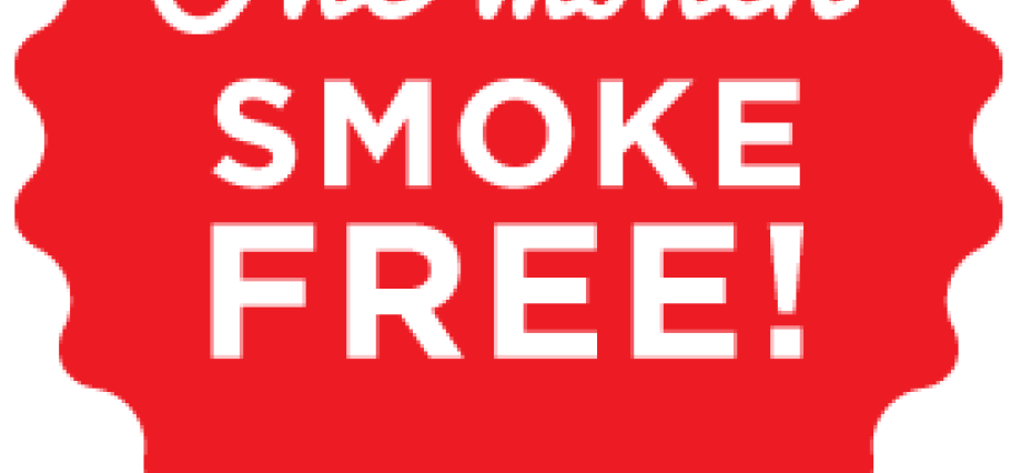 One Month Smoke-free Badge